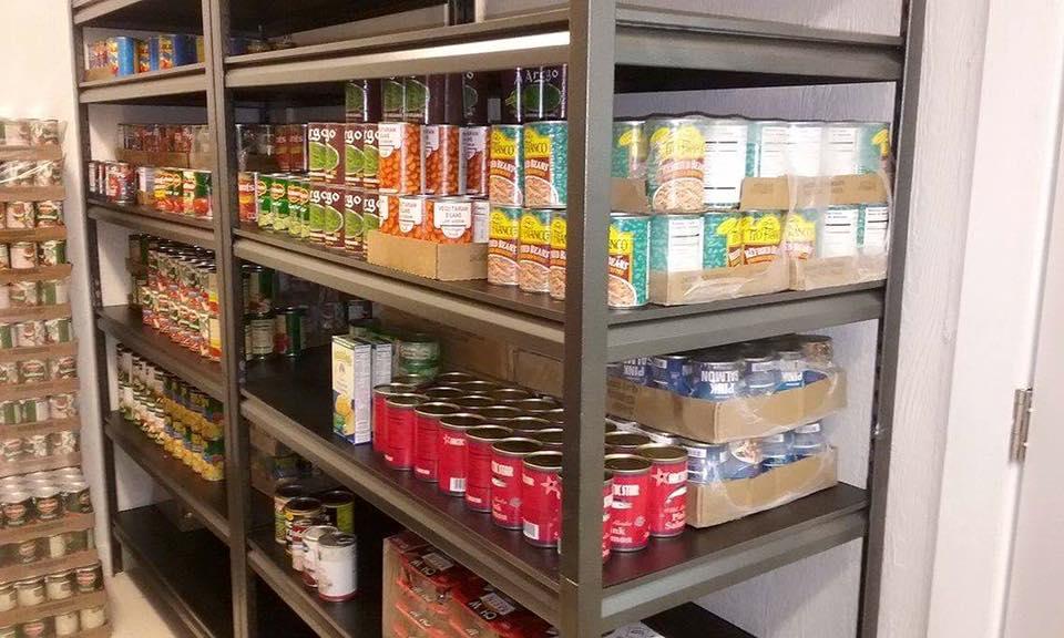 Food pantry 2017