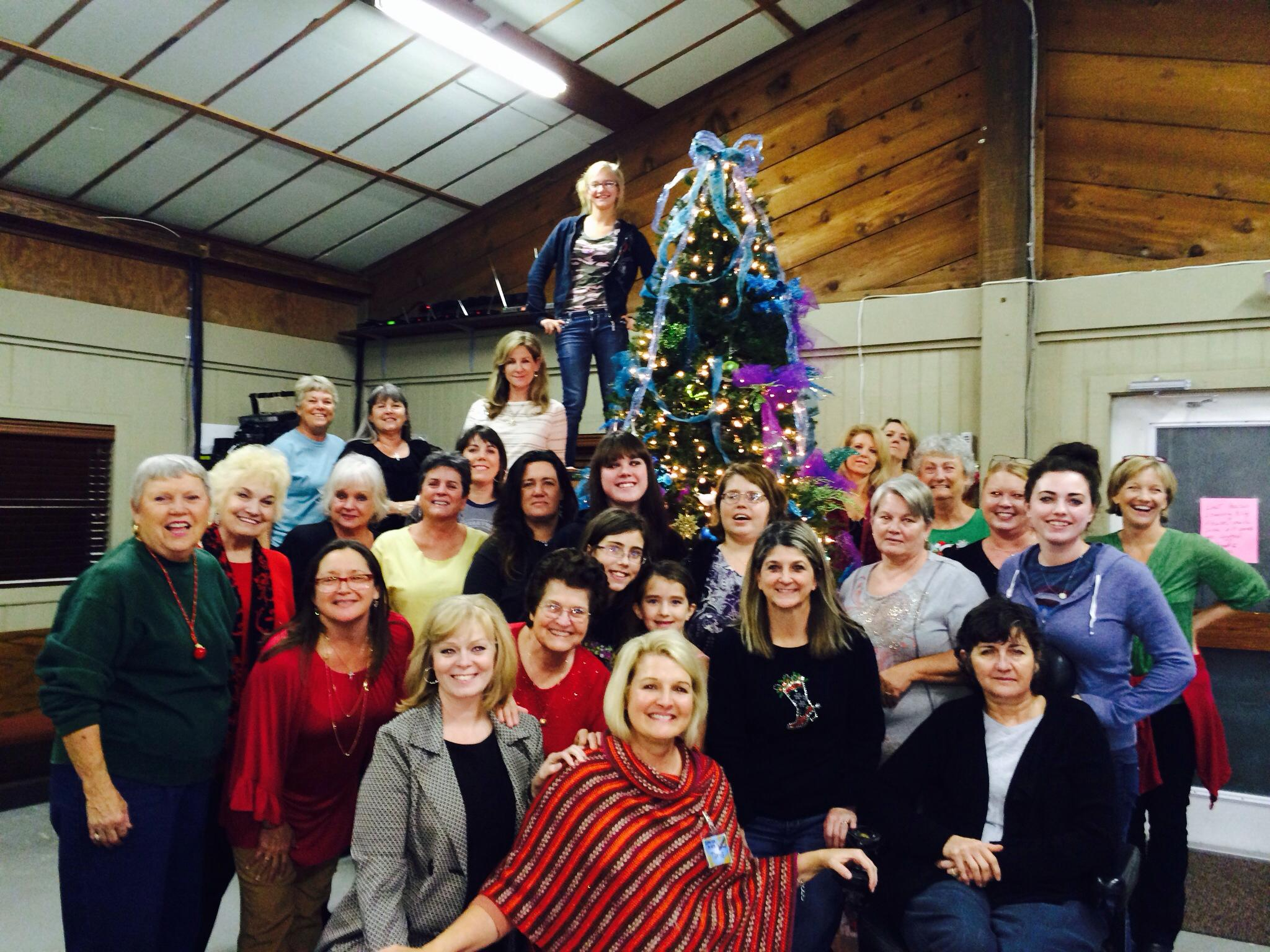 Women's Christmas 2015